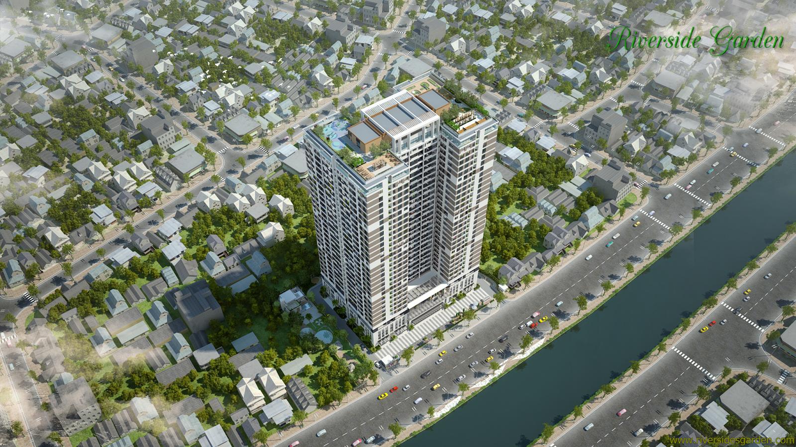 Nếu ước mơ cả đời của bạn là sở hữu một căn hộ ven sông với view đẹp như trong phim thì đừng bỏ qua các dự án này ở Hà Nội - Ảnh 2.