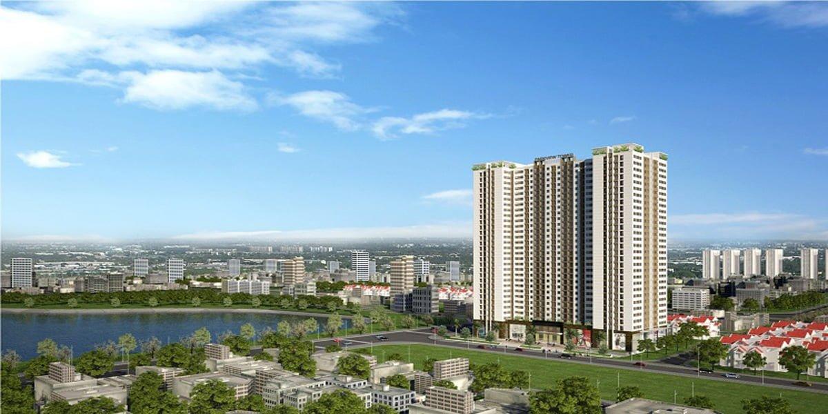 Nếu ước mơ cả đời của bạn là sở hữu một căn hộ ven sông với view đẹp như trong phim thì đừng bỏ qua các dự án này ở Hà Nội - Ảnh 5.