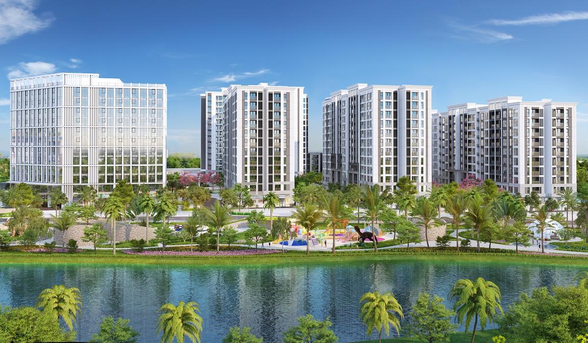 Nếu ước mơ cả đời của bạn là sở hữu một căn hộ ven sông với view đẹp như trong phim thì đừng bỏ qua các dự án này ở Hà Nội - Ảnh 6.