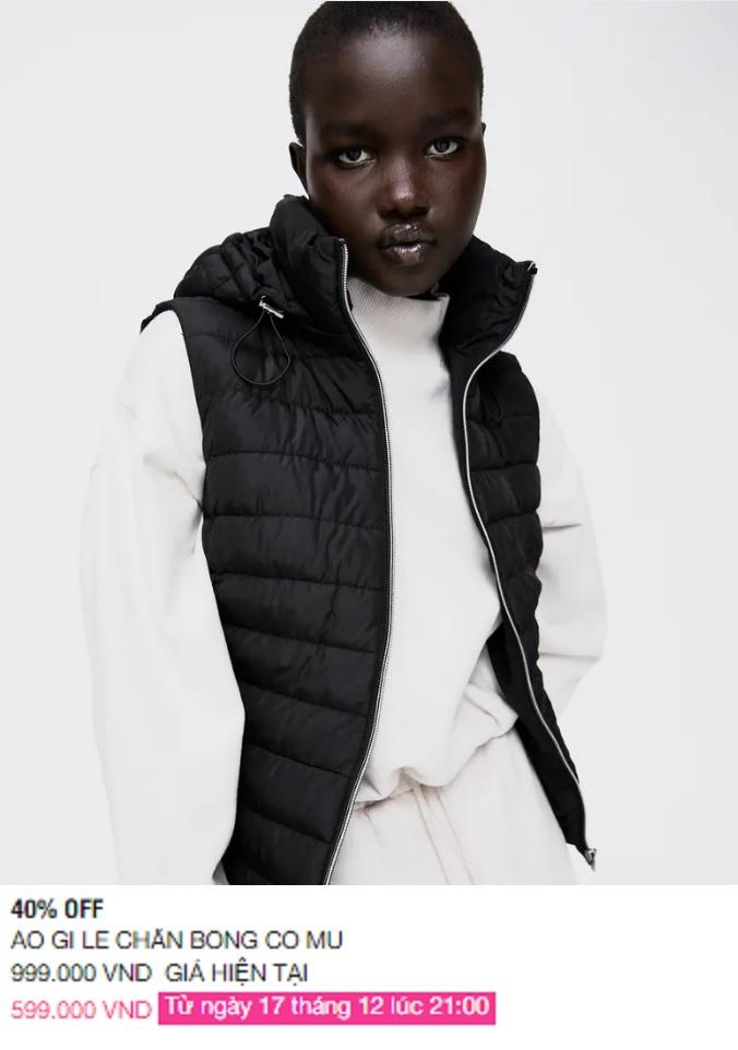 Zara Việt Nam sale mạnh, 10 mẫu áo khoác dưới 1 triệu là thứ chị em cần tăm tia ngay - Ảnh 6.