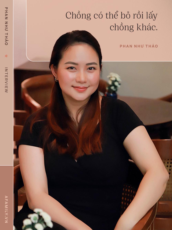 """Phan Như Thảo: Chồng mình yêu tới """"mờ mắt"""" nên vợ béo vẫn thấy hấp dẫn, thậm chí còn bảo sống mà ăn uống khổ sở thì chết đi cho rồi - Ảnh 7."""