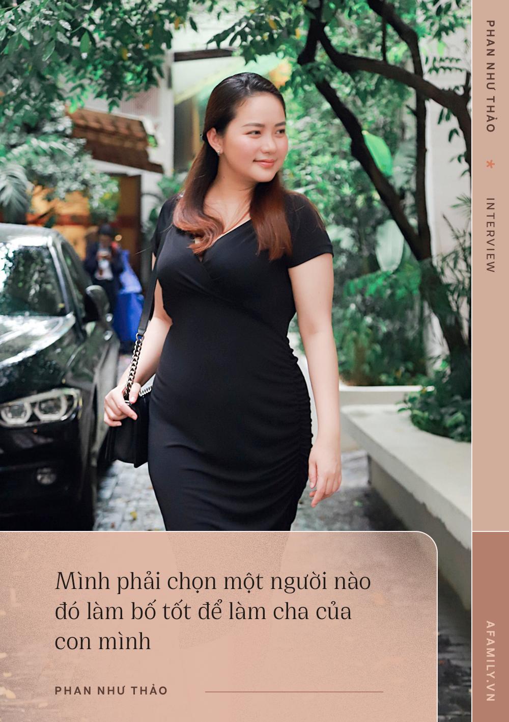 """Phan Như Thảo: Chồng mình yêu tới """"mờ mắt"""" nên vợ béo vẫn thấy hấp dẫn, thậm chí còn bảo sống mà ăn uống khổ sở thì chết đi cho rồi - Ảnh 4."""
