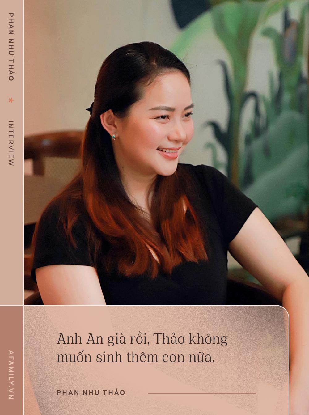 """Phan Như Thảo: Chồng mình yêu tới """"mờ mắt"""" nên vợ béo vẫn thấy hấp dẫn, thậm chí còn bảo sống mà ăn uống khổ sở thì chết đi cho rồi - Ảnh 6."""