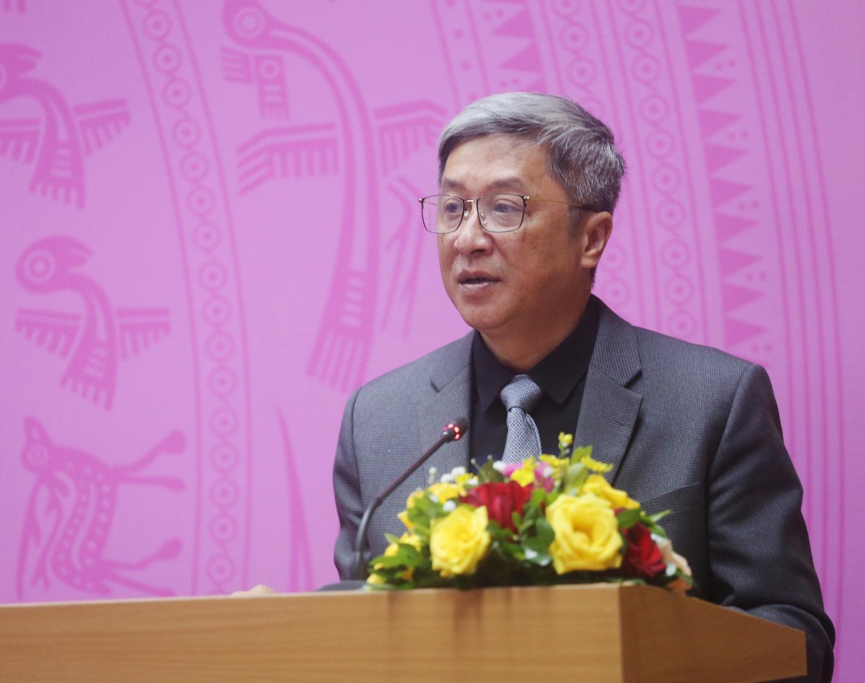 """Thứ trưởng Nguyễn Trường Sơn: """"Thiếu hụt dinh dưỡng trong quá trình mang thai có thể làm tăng nguy cơ bị tai biến sản khoa, sinh non"""" - Ảnh 2."""