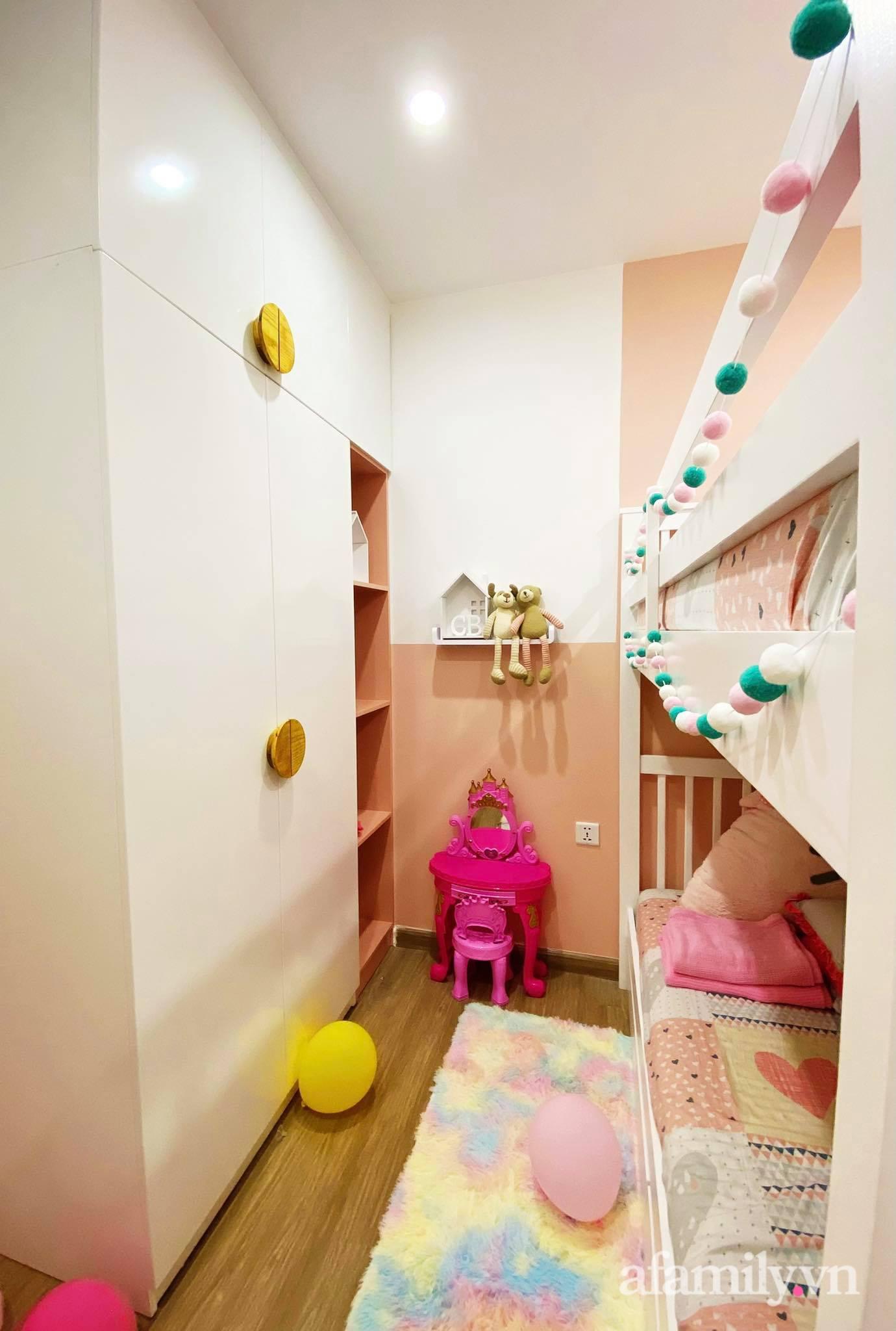 Căn hộ 55m² sang trọng đẳng cấp với phong cách Tân cổ điển có chi phí hoàn thiện nội thất 200 triệu đồng ở Sài Gòn - Ảnh 19.