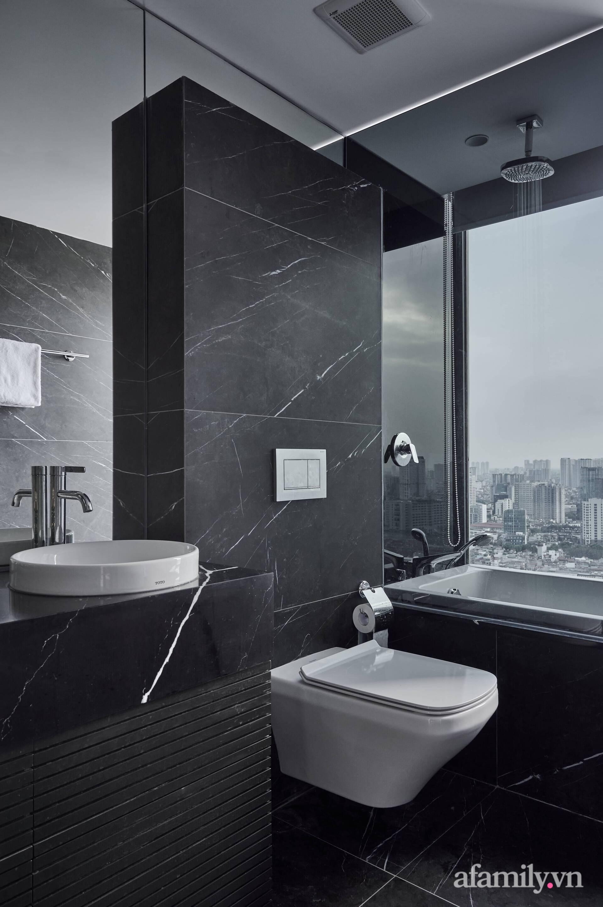 Căn hộ 100m² đẹp sang trọng với lựa chọn nội thất cao cấp ở Hà Nội - Ảnh 15.