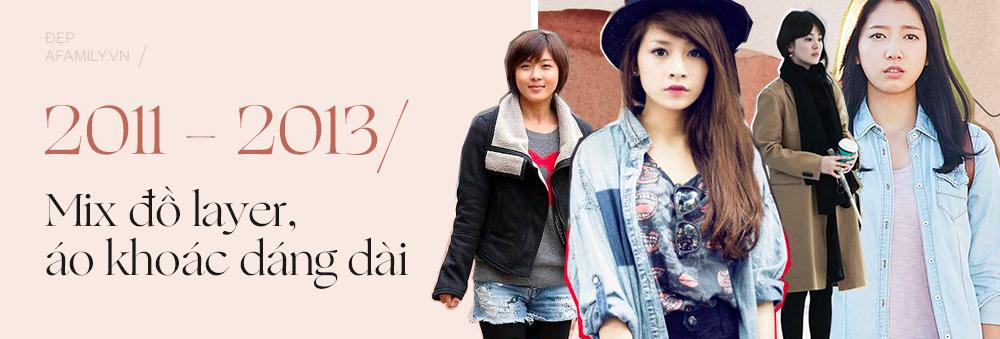 10 năm nhìn lại phim Hàn đã thay đổi style của các chị em thế nào: Choáng nhất là khả năng tạo trend của Song Hye Kyo - Ảnh 4.