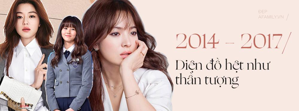 10 năm nhìn lại phim Hàn đã thay đổi style của các chị em thế nào: Choáng nhất là khả năng tạo trend của Song Hye Kyo - Ảnh 7.