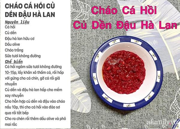 """Mẹ Sài Gòn khoe thực đơn hàng chục món cháo bổ dưỡng, """"thổi bay"""" cảm giác biếng ăn ở con - Ảnh 17."""