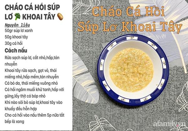 """Mẹ Sài Gòn khoe thực đơn hàng chục món cháo bổ dưỡng, """"thổi bay"""" cảm giác biếng ăn ở con - Ảnh 19."""