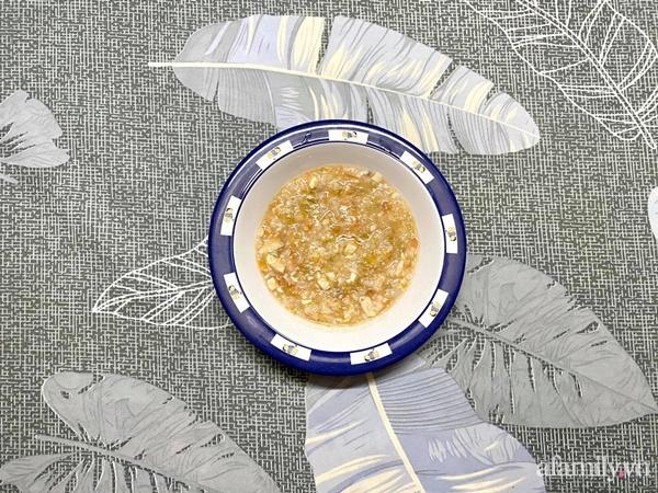 """Mẹ Sài Gòn khoe thực đơn hàng chục món cháo bổ dưỡng, """"thổi bay"""" cảm giác biếng ăn ở con - Ảnh 9."""