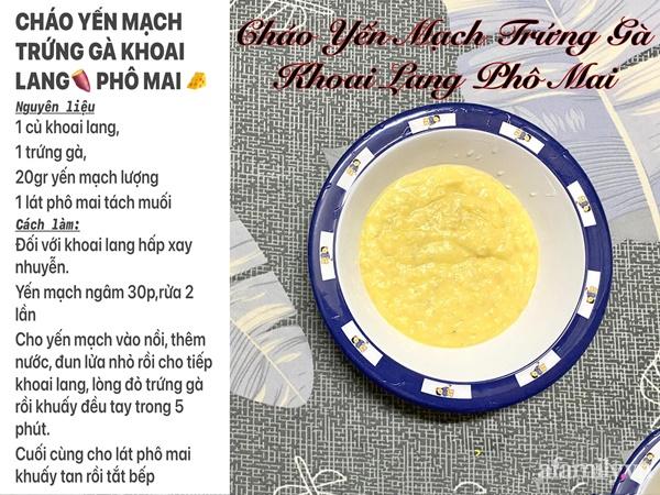 """Mẹ Sài Gòn khoe thực đơn hàng chục món cháo bổ dưỡng, """"thổi bay"""" cảm giác biếng ăn ở con - Ảnh 13."""