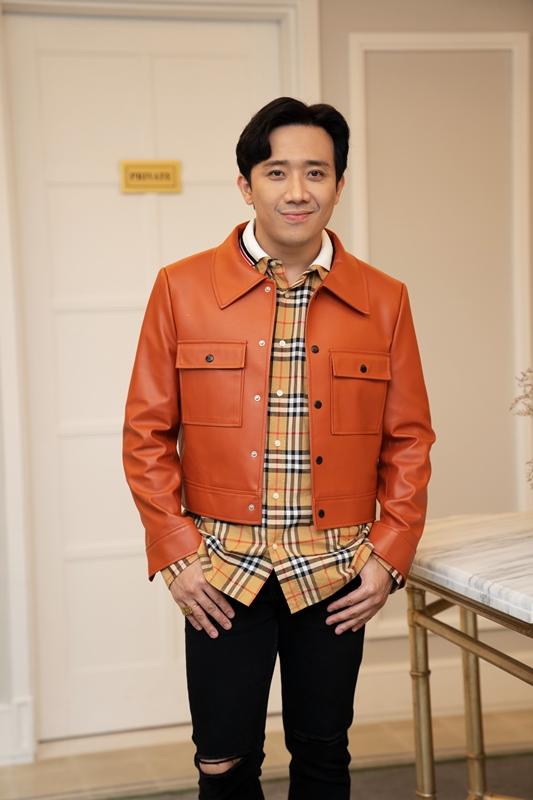 Trấn Thành lại nhắc tình cũ của người khác trên truyền hình, Ngô Kiến Huy tái mặt vì bị hỏi về Khổng Tú Quỳnh - Ảnh 1.