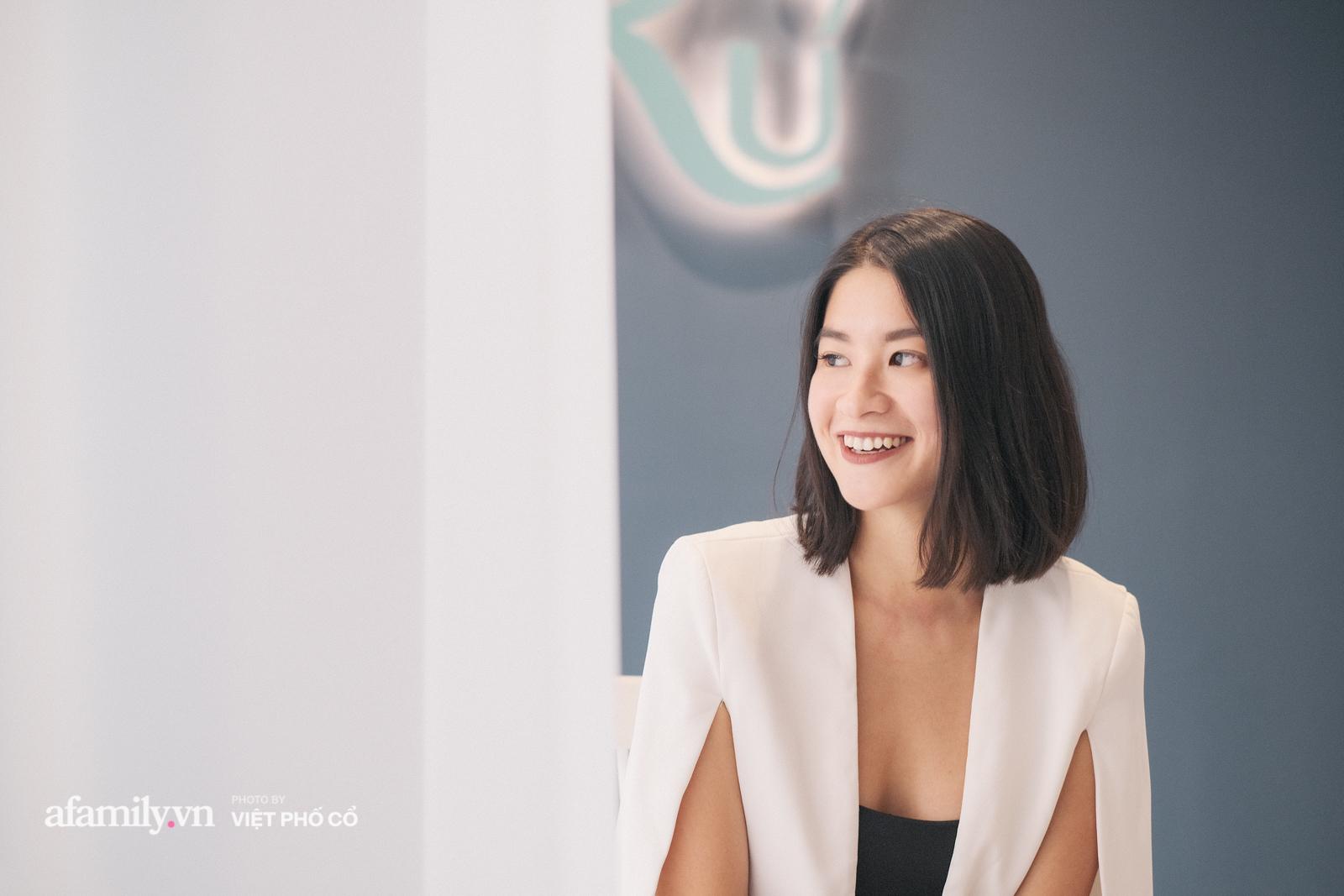"""Đặng Thùy Trang: Bỏ cơ hội rộng mở ở nước ngoài, chia tay công việc nghìn đô về làm """"công chúa hạt đậu"""" vì những giấc ngủ bồng bềnh trên 9 tầng mây - Ảnh 1."""