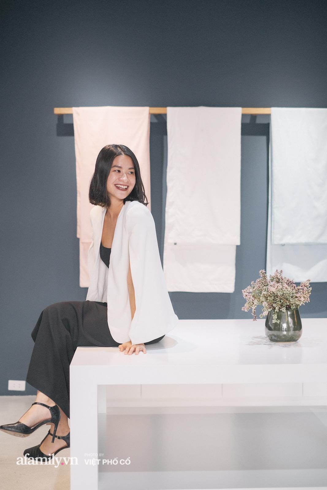 """Đặng Thùy Trang: Bỏ cơ hội rộng mở ở nước ngoài, chia tay công việc nghìn đô về làm """"công chúa hạt đậu"""" vì những giấc ngủ bồng bềnh trên 9 tầng mây - Ảnh 2."""