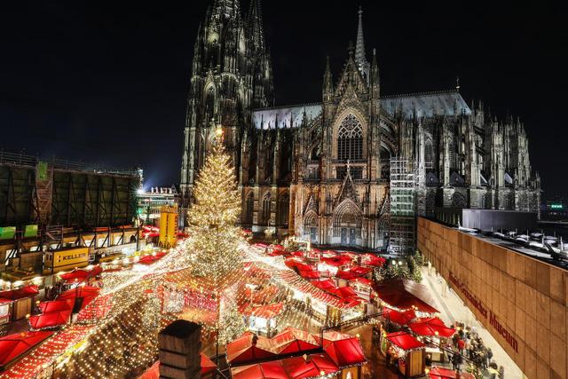 Một mùa Giáng sinh buồn tại Đức
