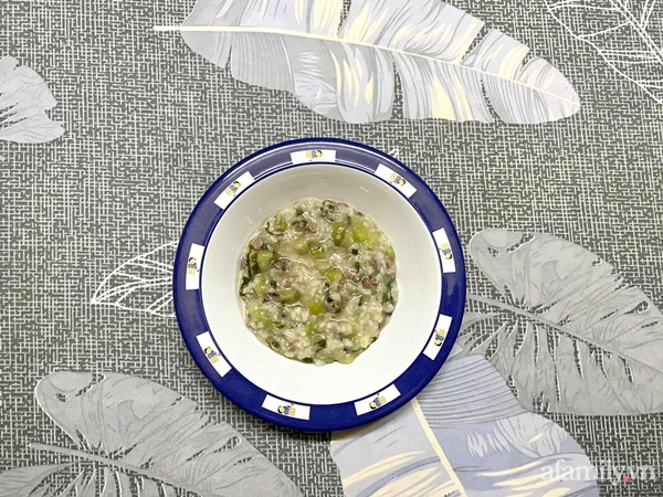 """Mẹ Sài Gòn khoe thực đơn hàng chục món cháo bổ dưỡng, """"thổi bay"""" cảm giác biếng ăn ở con - Ảnh 5."""