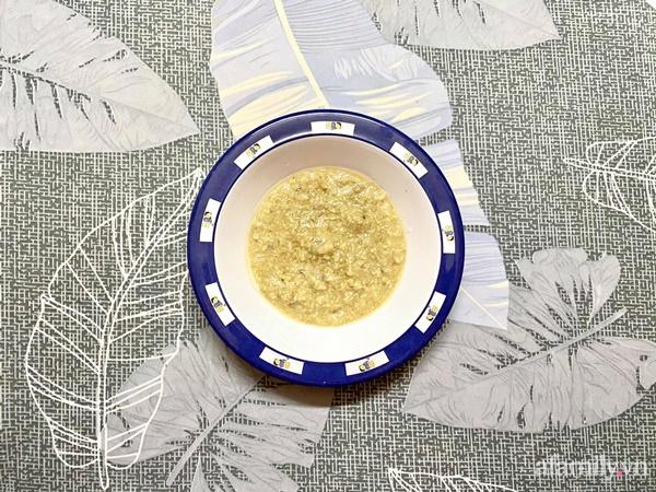 """Mẹ Sài Gòn khoe thực đơn hàng chục món cháo bổ dưỡng, """"thổi bay"""" cảm giác biếng ăn ở con - Ảnh 3."""