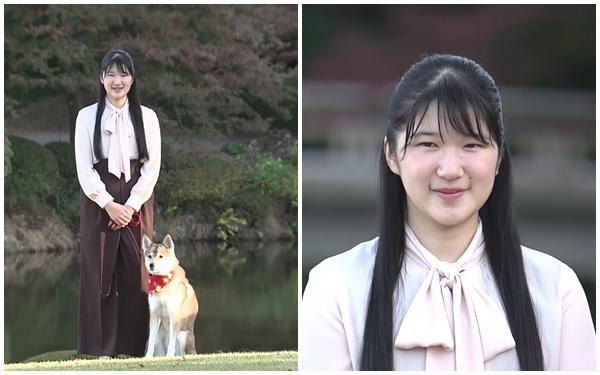 Công chúa Nhật Bản gây chú ý với ngoại hình khác lạ sau một thời gian vắng bóng trong bộ ảnh đánh dấu sinh nhật tuổi 19