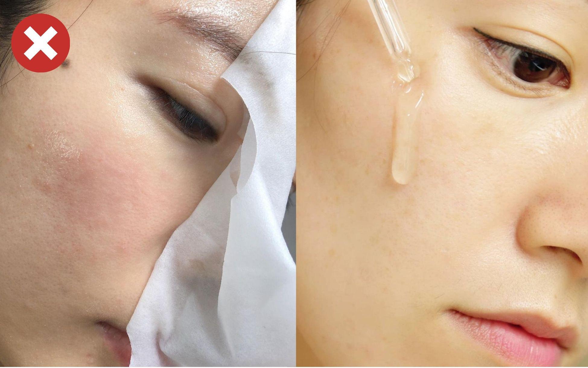 4 sản phẩm làm đẹp rất hại da và đẩy nhanh tốc độ lão hóa