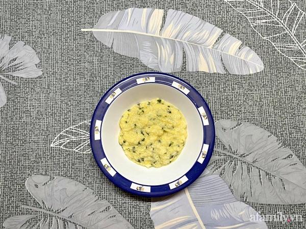 """Mẹ Sài Gòn khoe thực đơn hàng chục món cháo bổ dưỡng, """"thổi bay"""" cảm giác biếng ăn ở con - Ảnh 1."""