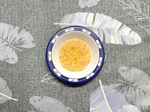 """Mẹ Sài Gòn khoe thực đơn hàng chục món cháo bổ dưỡng, """"thổi bay"""" cảm giác biếng ăn ở con - Ảnh 2."""