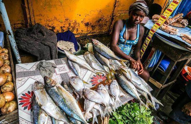 Ghé khu chợ này bạn mua được hải sản kích thước khủng rẻ hơn rau, tôm hùm chỉ khoảng 100 nghìn/kg - Ảnh 3.