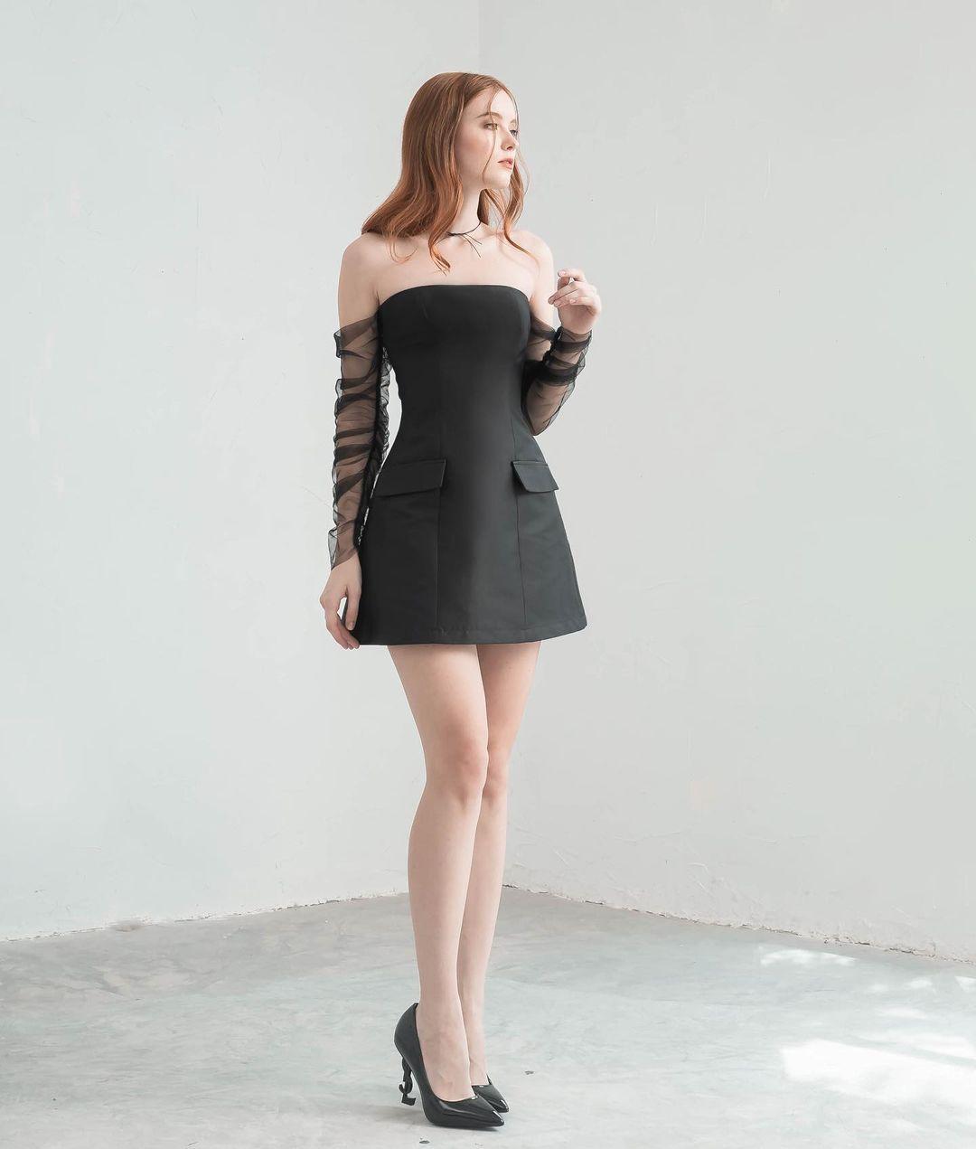 10 mẫu váy vừa điệu vừa sang cho nàng công sở, diện mùa lễ hội cuối năm là chiếm trọn spotlight - Ảnh 11.