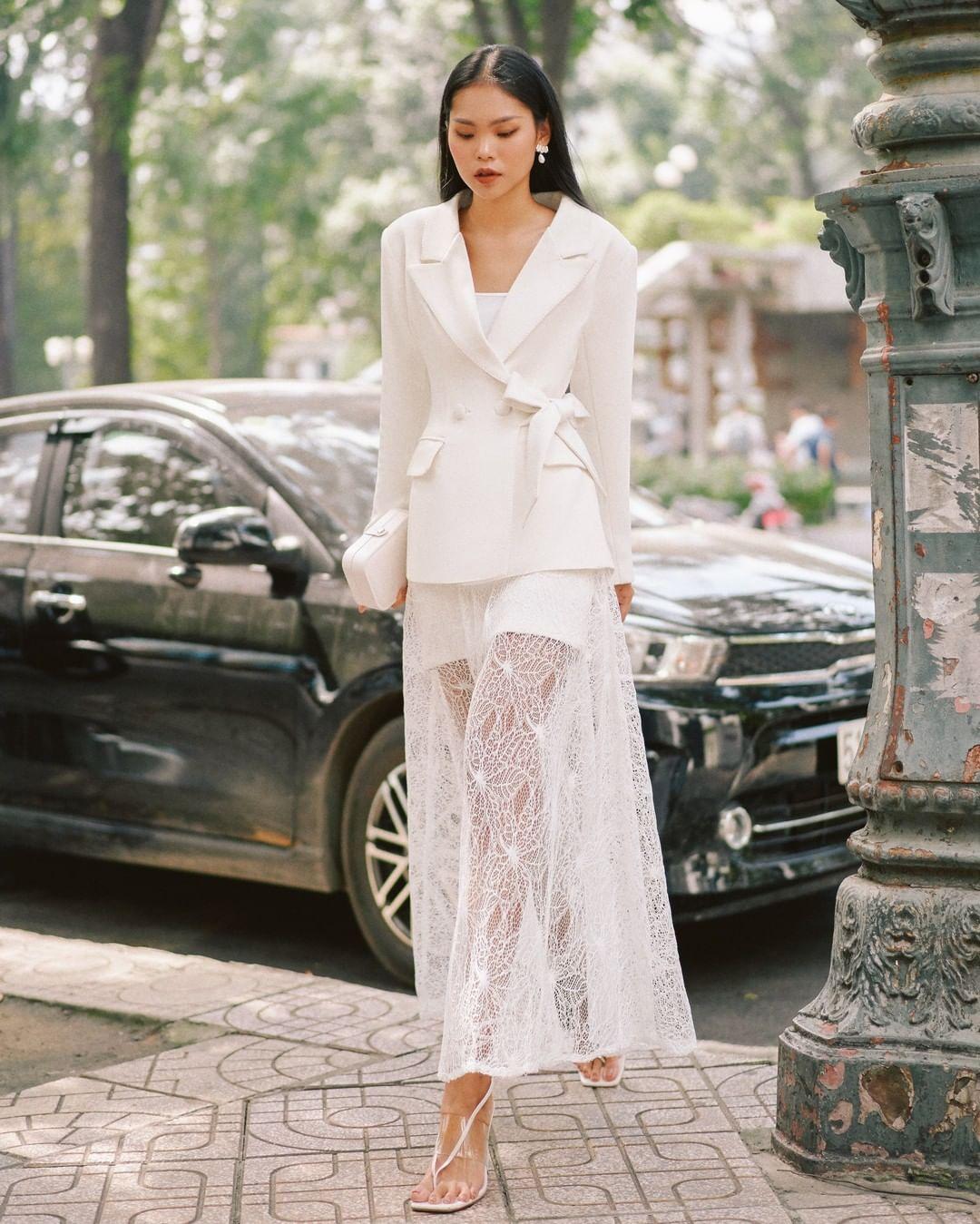 10 mẫu váy vừa điệu vừa sang cho nàng công sở, diện mùa lễ hội cuối năm là chiếm trọn spotlight - Ảnh 5.