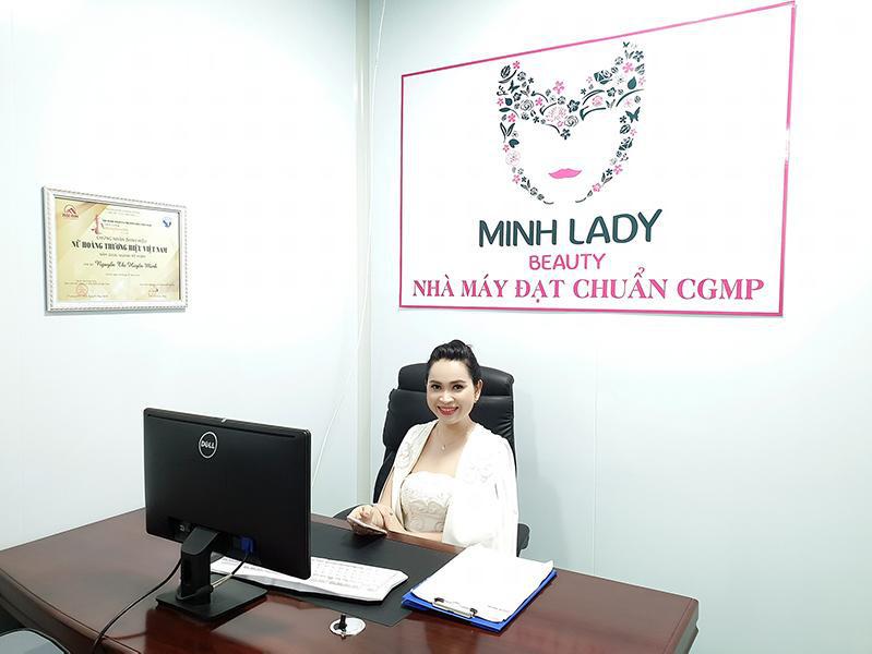 Minh Lady Beauty - Thương hiệu đứng vững giữa làn sóng dịch Covid-19 - Ảnh 5.