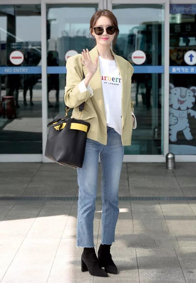 Style công sở của Yoona từ phim ra ngoài đời đều chuẩn đẹp và thanh lịch, lại đơn giản ai cũng áp dụng được - Ảnh 7.