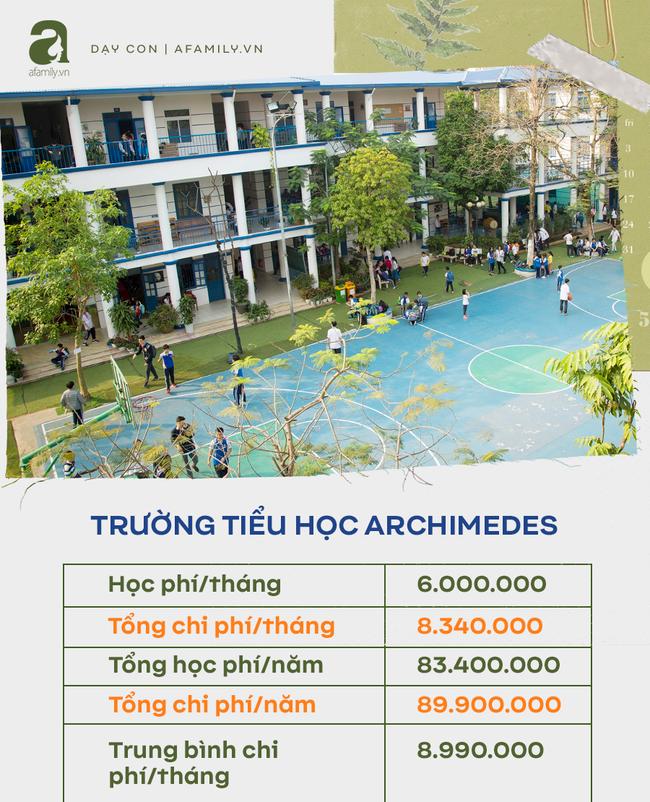 """Điểm tên những trường tiểu học tư thục """"hot"""" nhất ở Hà Nội lại có mức học phí vừa phải, phụ huynh tranh nhau suất học cho con - Ảnh 9."""