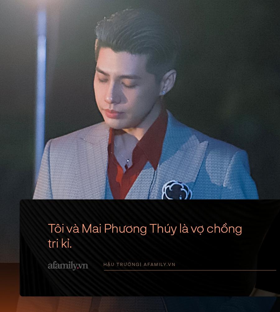 """Noo Phước Thịnh: """"Tôi với Mai Phương Thúy là vợ chồng tri kỉ"""" - Ảnh 4."""