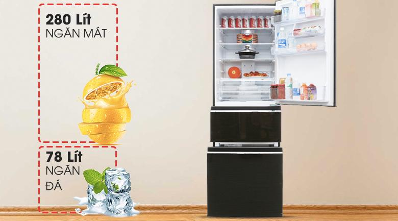 6 chiếc tủ lạnh được bình chọn nhiều nhất năm 2020: Đều sở hữu công nghệ Inverter tiết kiệm điện, phù hợp từ người độc thân tới các gia đình - Ảnh 4.