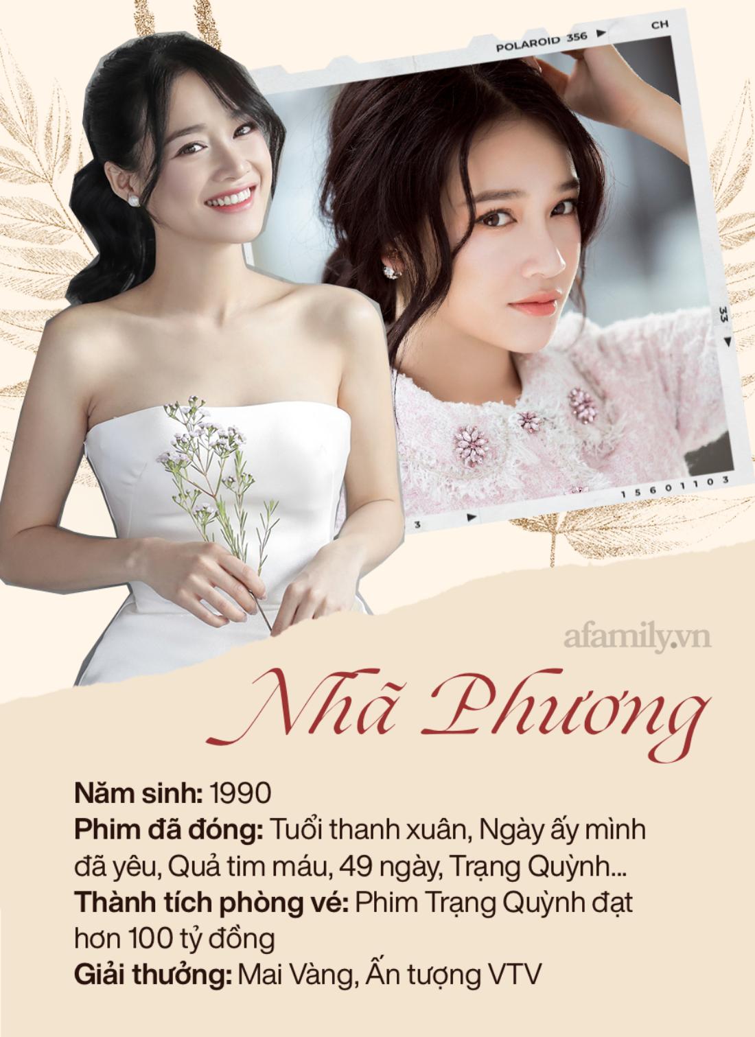 """""""Ngọc nữ màn ảnh Việt"""" trong 10 năm: Nhã Phương lên hương nhờ chồng, Lan Ngọc - Diễm My đi qua giông bão - Ảnh 3."""