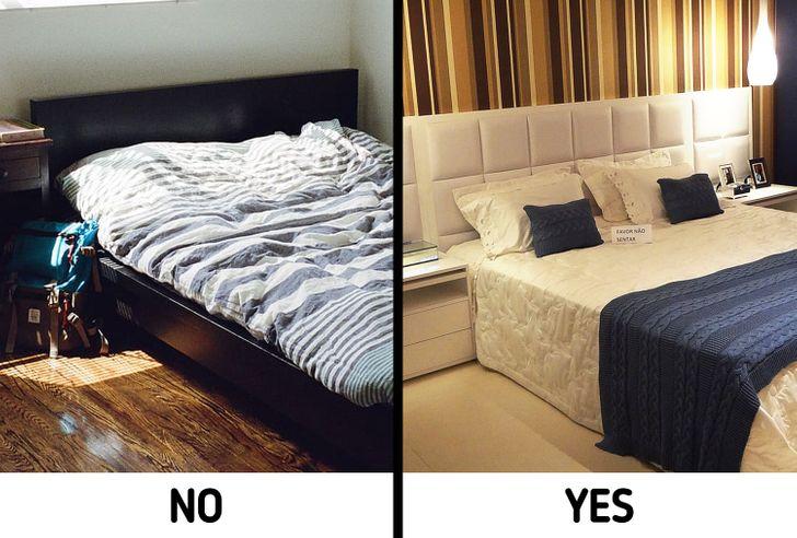 Những sai lầm phổ biến trong trang trí phòng ngủ khiến không gian tẻ nhạt - Ảnh 11.