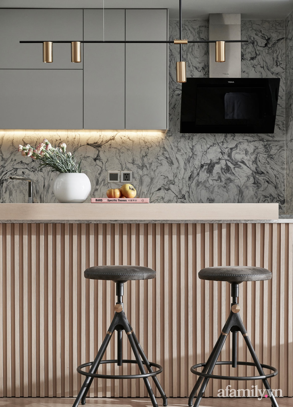 """Kiến trúc sư Hà Nội """"bật mí"""" về tam giác công năng và những điều cần lưu ý khi thiết kế bếp - Ảnh 5."""