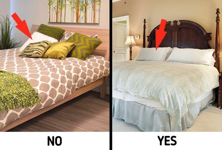 Những sai lầm phổ biến trong trang trí phòng ngủ khiến không gian tẻ nhạt - Ảnh 2.