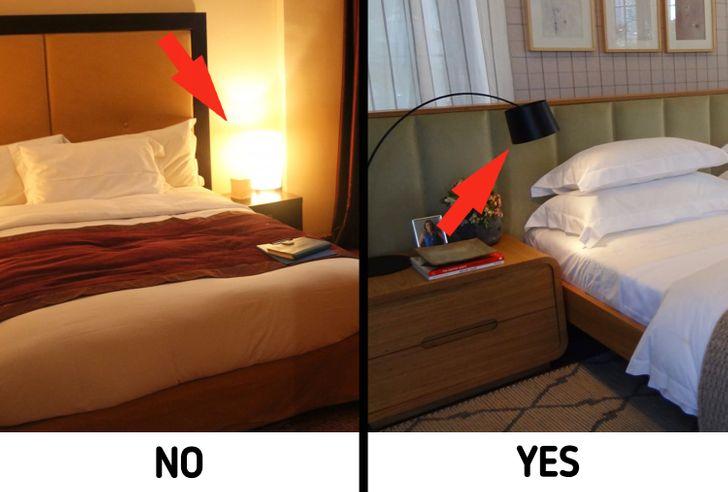 Những sai lầm phổ biến trong trang trí phòng ngủ khiến không gian tẻ nhạt - Ảnh 5.