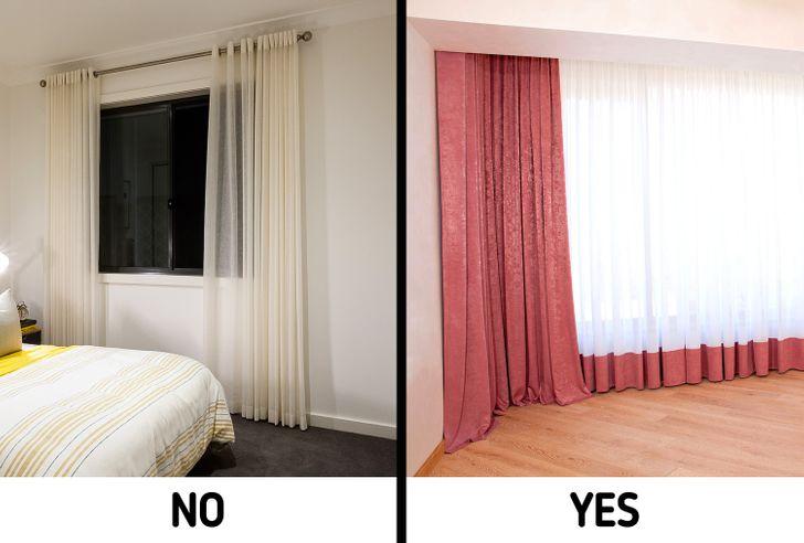 Những sai lầm phổ biến trong trang trí phòng ngủ khiến không gian tẻ nhạt - Ảnh 7.