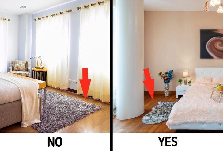 Những sai lầm phổ biến trong trang trí phòng ngủ khiến không gian tẻ nhạt - Ảnh 8.