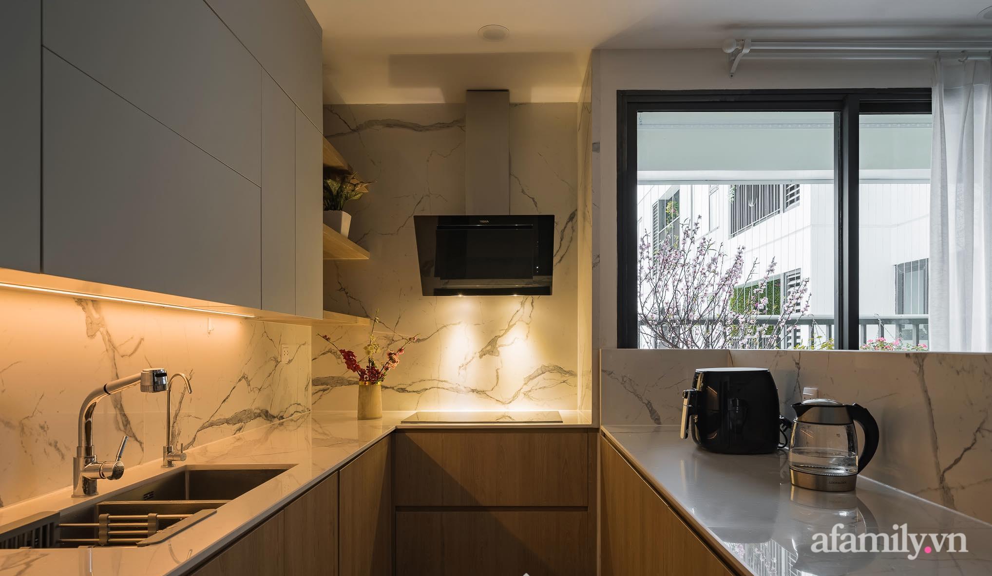 """Kiến trúc sư Hà Nội """"bật mí"""" về tam giác công năng và những điều cần lưu ý khi thiết kế bếp - Ảnh 2."""