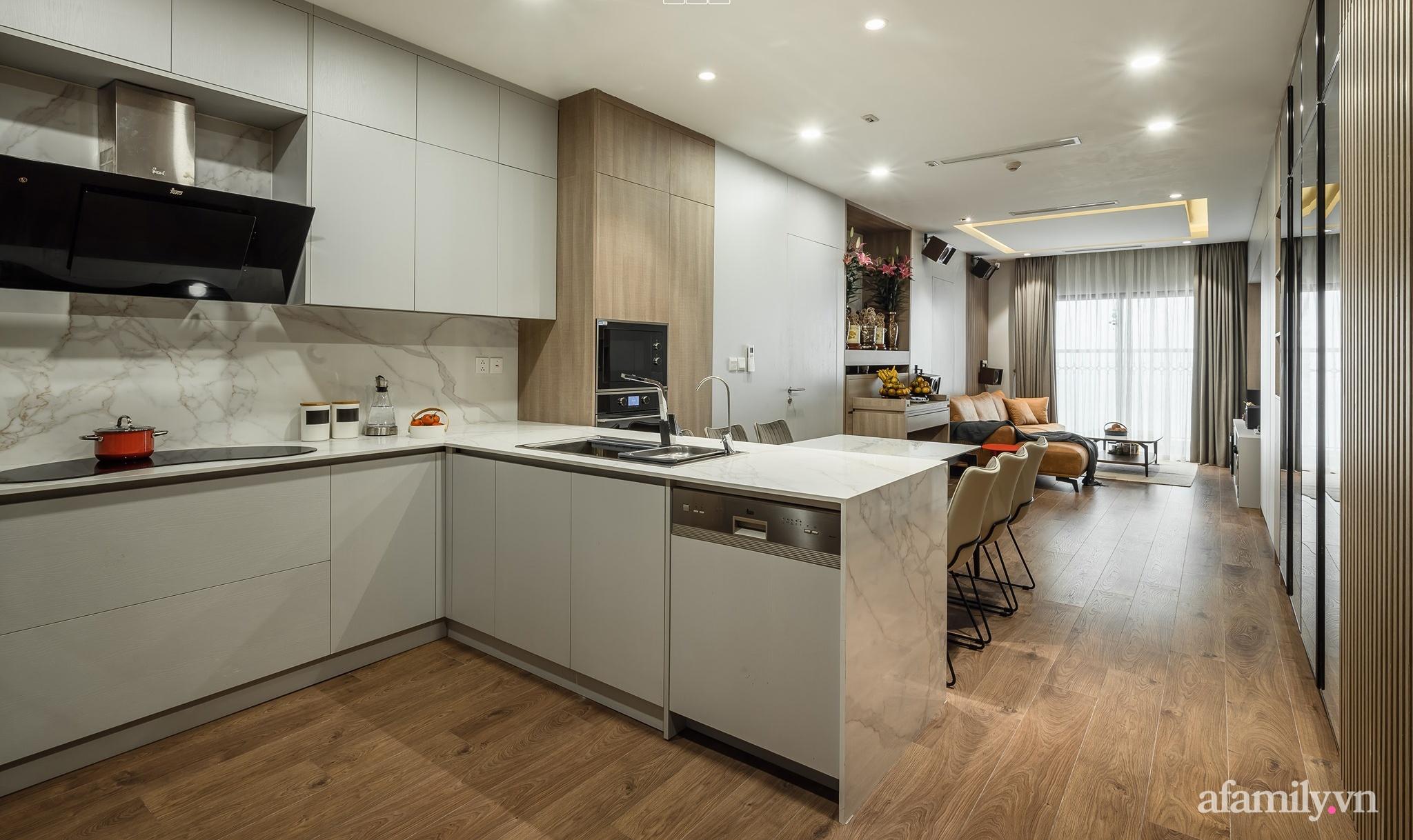 """Kiến trúc sư Hà Nội """"bật mí"""" về tam giác công năng và những điều cần lưu ý khi thiết kế bếp - Ảnh 8."""