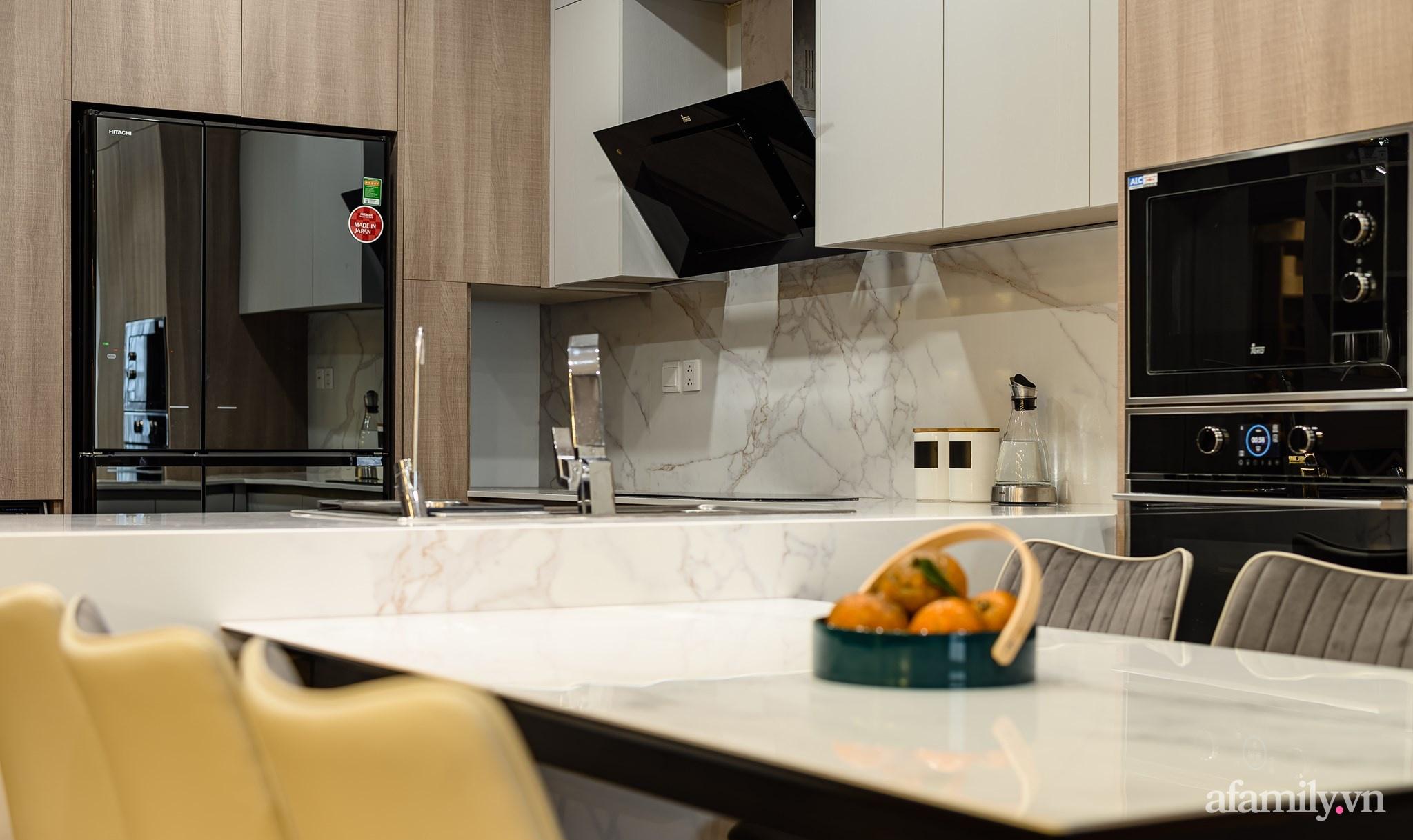 """Kiến trúc sư Hà Nội """"bật mí"""" về tam giác công năng và những điều cần lưu ý khi thiết kế bếp - Ảnh 10."""