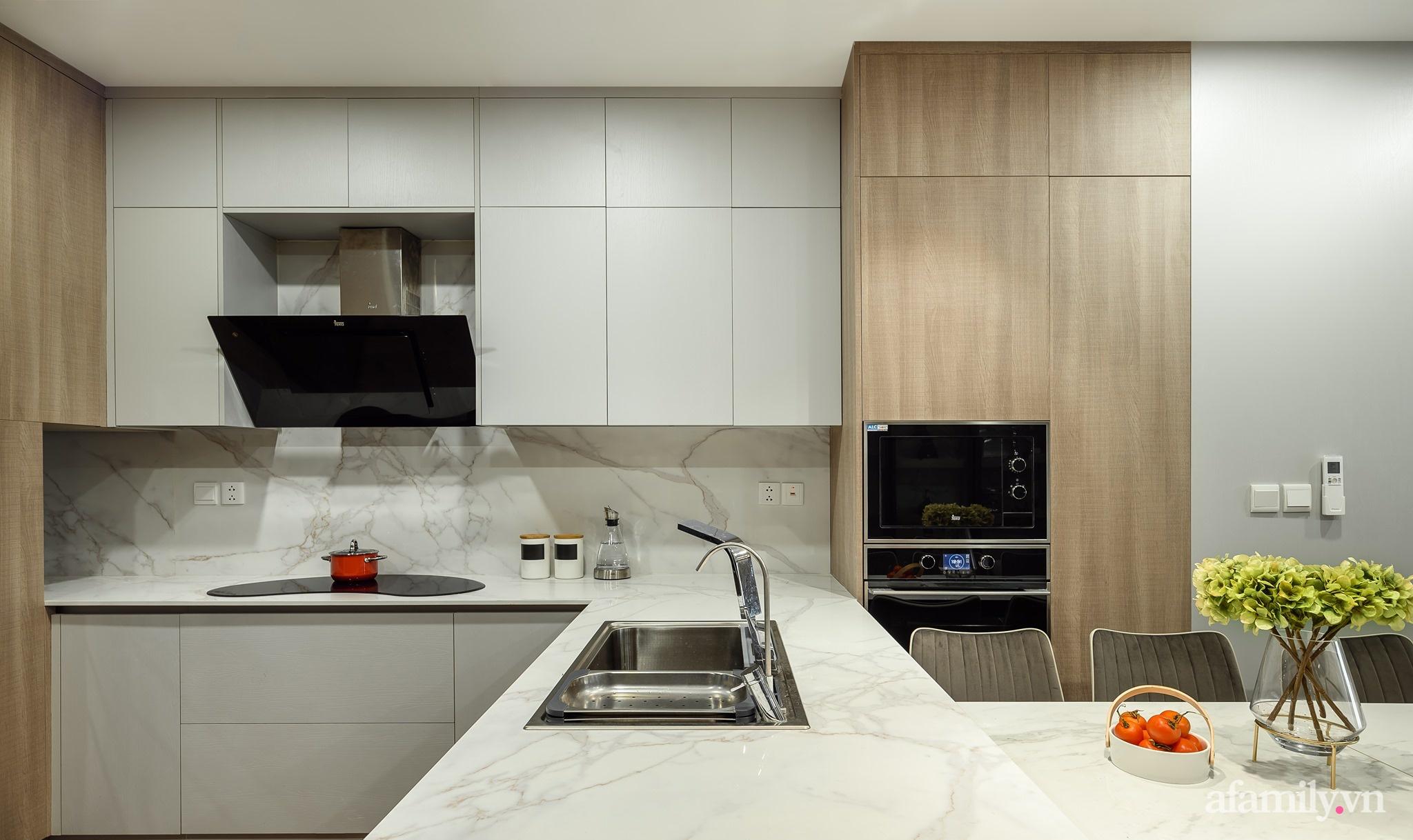 """Kiến trúc sư Hà Nội """"bật mí"""" về tam giác công năng và những điều cần lưu ý khi thiết kế bếp - Ảnh 9."""