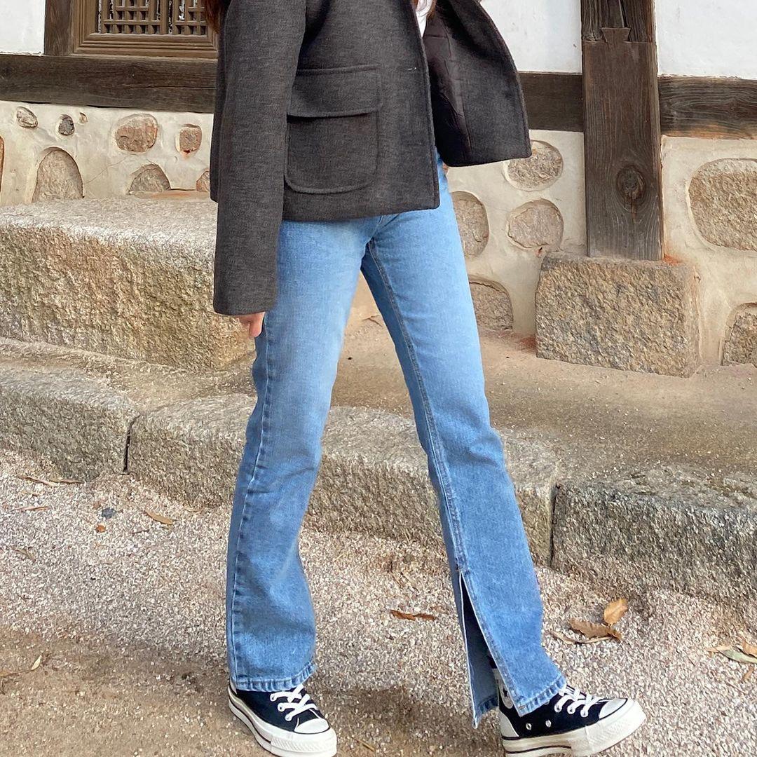 Cuối năm đi mua quần jeans, chị em cần 4 mẹo sau để tìm được item tôn dáng, giá rẻ mà mặc sang như đồ đắt tiền - Ảnh 4.