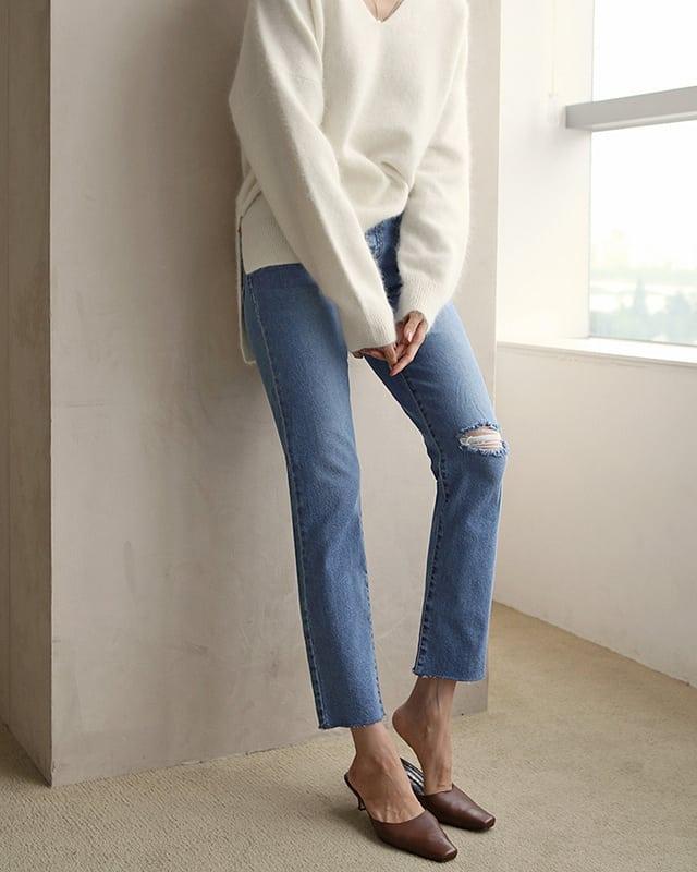 Cuối năm đi mua quần jeans, chị em cần 4 mẹo sau để tìm được item tôn dáng, giá rẻ mà mặc sang như đồ đắt tiền - Ảnh 9.