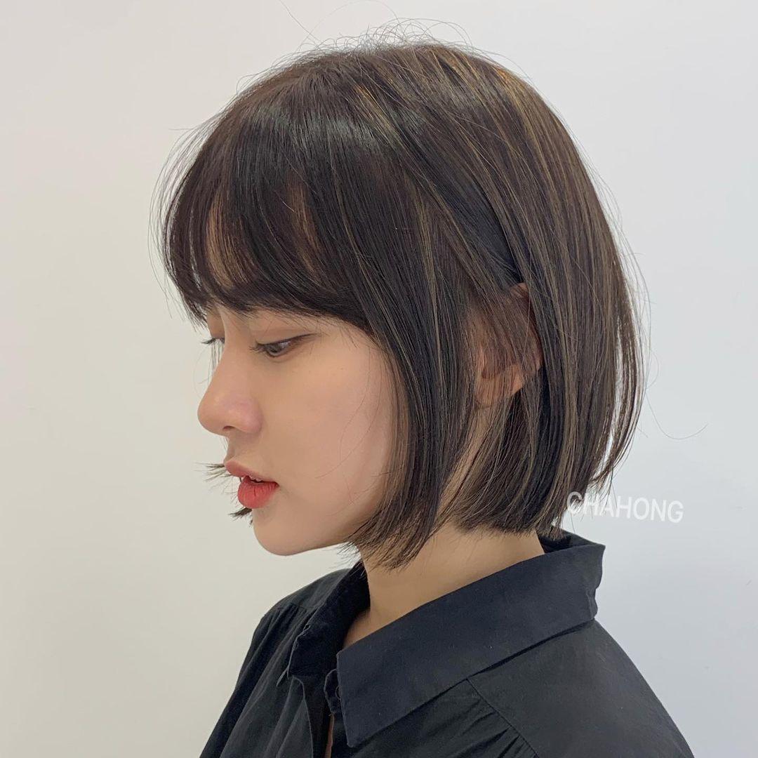 4 xu hướng làm tóc hot nhất lúc này, nàng công sở cần tham khảo ngay để có ý tưởng đi làm tóc mái tóc cuối năm - Ảnh 7.