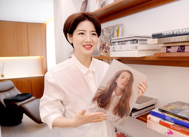 Thợ làm tóc hàng đầu Hàn Quốc  - Ảnh 1.