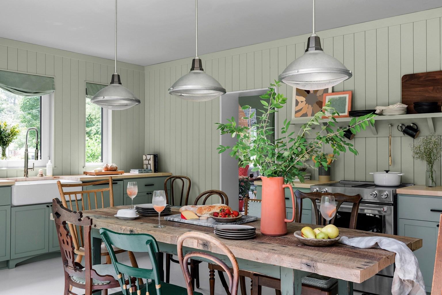 Căn nhà cấp 4 với nội thất dung dị nên thơ giữa khung cảnh xanh mát của vườn cây yên bình xung quanh - Ảnh 12.